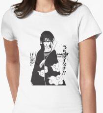 Itachi Uchiha Womens Fitted T-Shirt