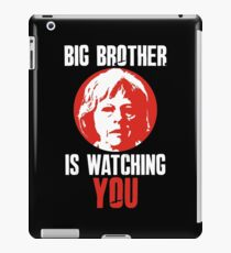 Big Brother is Watching You - Theresa May iPad Case/Skin