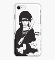 Itachi Uchiha iPhone Case/Skin
