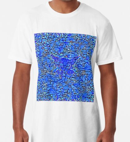 Blue stones Long T-Shirt