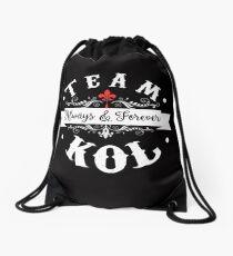 Team Kol.  Drawstring Bag