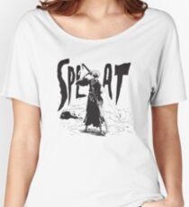 Splat! Bleach Women's Relaxed Fit T-Shirt
