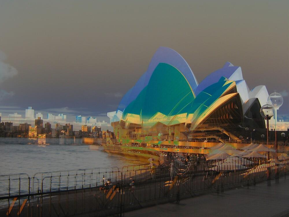 sydney opera house - one by SherryAnn