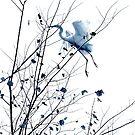 The Heron  by Imi Koetz