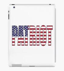 Patriot (USA) iPad Case/Skin