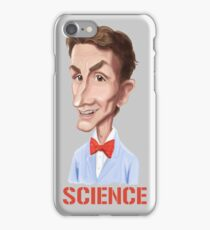 bill science nye iPhone Case/Skin