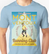 Chris Froome Mont Ventoux Running Club Unisex T-Shirt