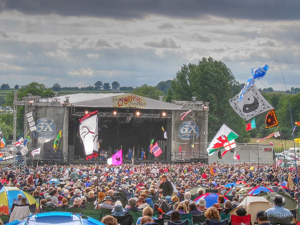 Fairport's Cropredy Convention by Roantrum