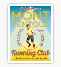 Chris Froome Mont Ventoux Running Club Sticker