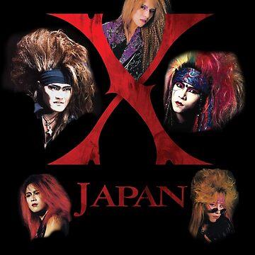 X Japan Classic 1988 (Including Taiji) by Juka08