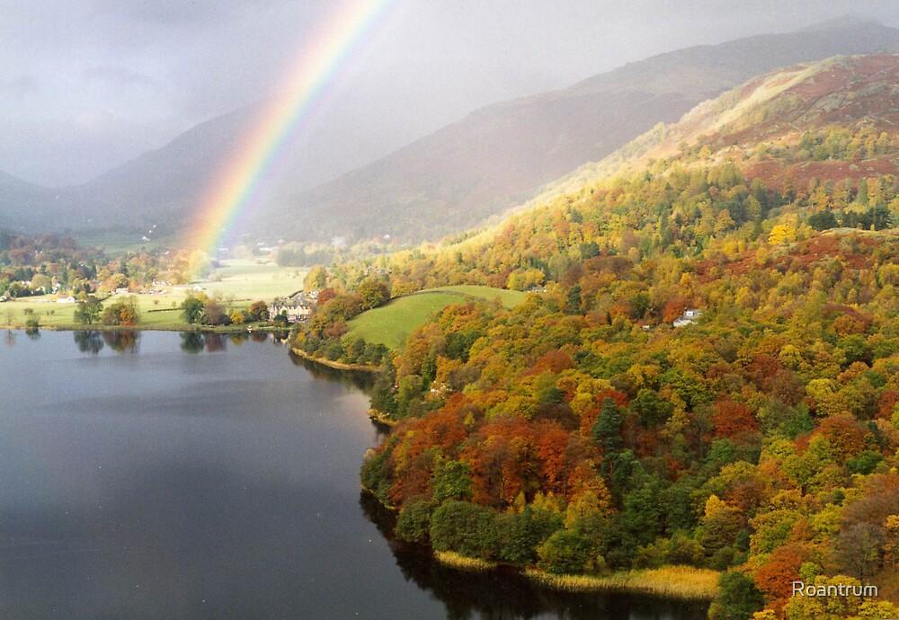 Grasmere Rainbow by Roantrum