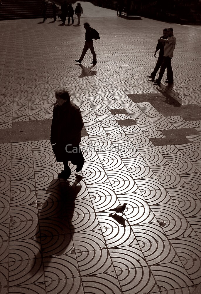 Plaza by Caroline Bland