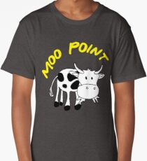Moo Point Long T-Shirt