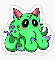 OctoPuss Sticker