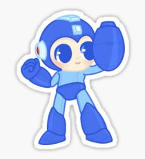 Mini Man Sticker