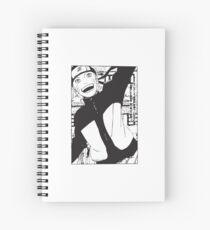 Naruto Manga Art Spiral Notebook