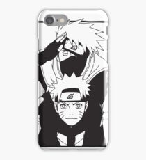 Naruto and Kakashi iPhone Case/Skin