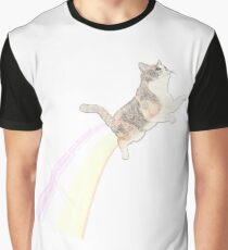 Nyancat IRL Graphic T-Shirt