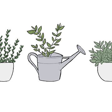 Even More Plants by Askeryna