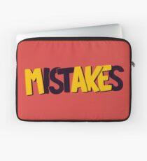 Make mistakes Laptop Sleeve