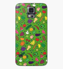 Fruits and Veggies! Case/Skin for Samsung Galaxy
