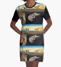 Vestido camiseta DALI, Salvador Dali, La persistencia de la memoria, 1931