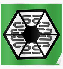 Cortex Separatists (Square) Poster