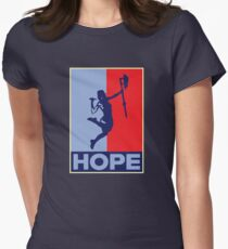 Buffy is Hope! Women's Fitted T-Shirt