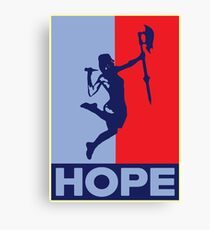 Buffy is Hope! Canvas Print