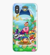 Kirby's Return to Dream Land iPhone Case/Skin