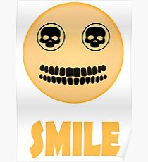 SMILE DOCTOR WHO Poster