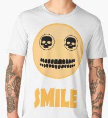 SMILE DOCTOR WHO Men's Premium T-Shirt