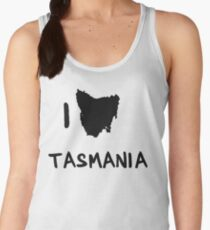 Tasmania Women's Tank Top
