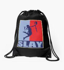 Slay! Drawstring Bag