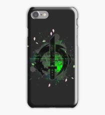 Ryūjin no ken wo kurae! iPhone Case/Skin