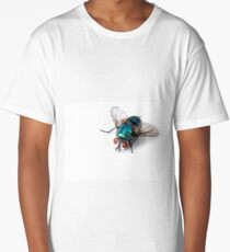 Bottle fly insect pest Long T-Shirt