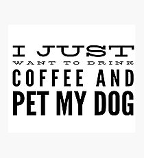 dog and owner quotes wall art redbubble