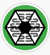 Cortex Separatists (Round) Sticker