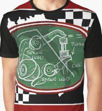 Desmo Valve Illustration Graphic T-Shirt