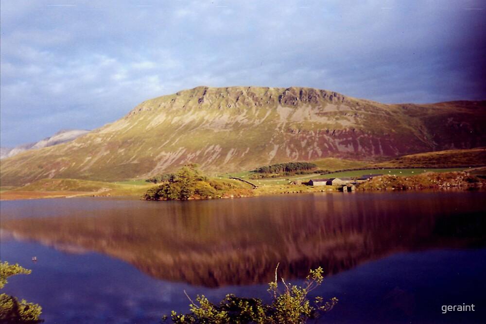 Lake Cregennan by geraint