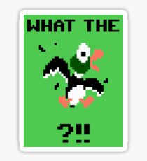 What The Duck Sticker