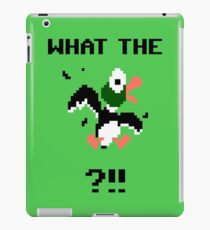 What The Duck iPad Case/Skin