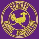 Chocobo Racing Association by TeesBox