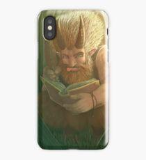 Trickster iPhone Case/Skin