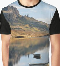 Storr reflection Graphic T-Shirt