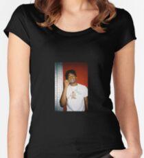 Playboi Carti Women's Fitted Scoop T-Shirt