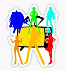 Persona characters Sticker
