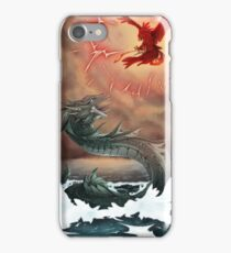 Clash of the Elements iPhone Case/Skin
