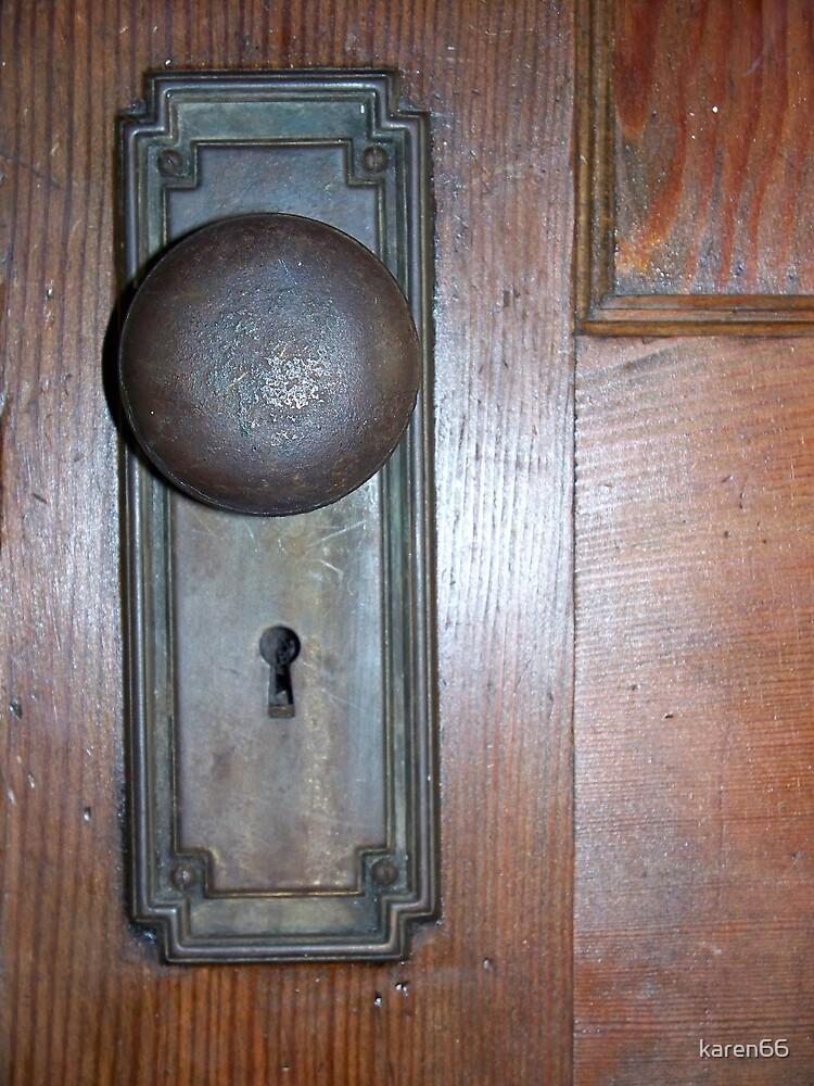 Doorknob by karen66