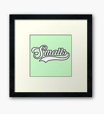 Smalls - The Sandlot Framed Print